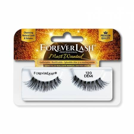 Gene false banda din par natural Foreverlash Most Wanted 120 demi