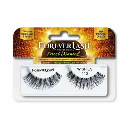 Gene false banda din par natural Foreverlash Most Wanted 113