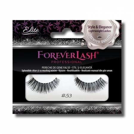 Gene false banda din par natural Foreverlash 53 Mon Cheri