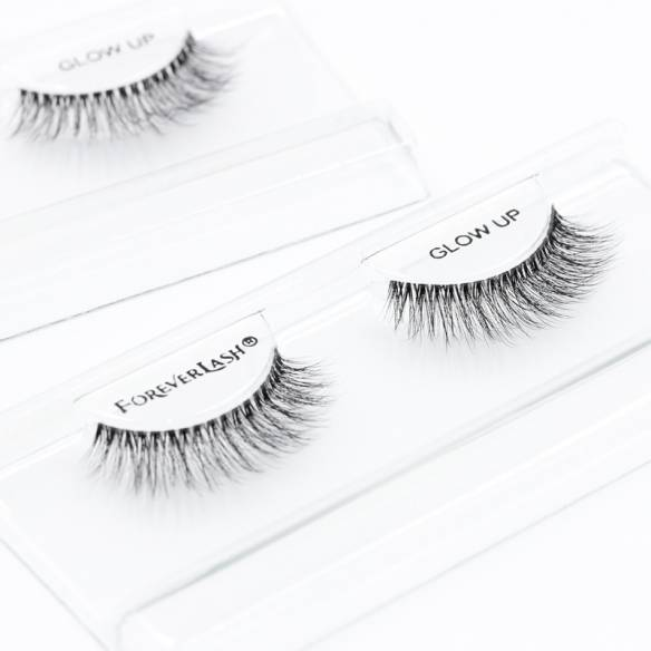 Gene false banda par de nurca Foreverlash Faux Mink Glow Up