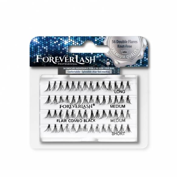 Gene false Individuale Foreverlash Double Volume Combo