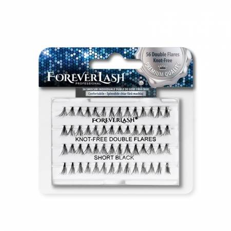 Gene false Individuale Foreverlash Double Volume scurte