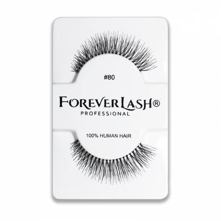 Gene false cu banda ForeverLash 80