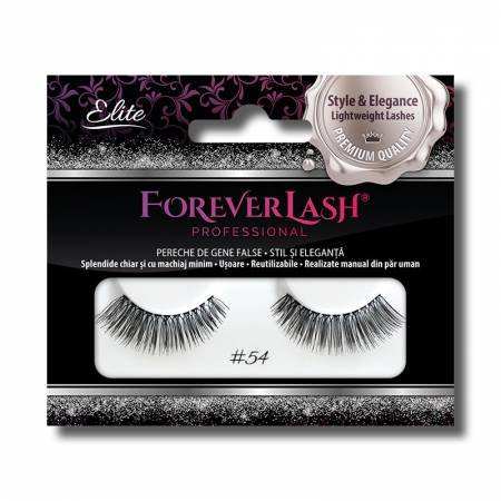 Gene false banda din par natural Foreverlash 54 Velvet Touch
